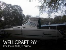 1998 Wellcraft 264 Coastal