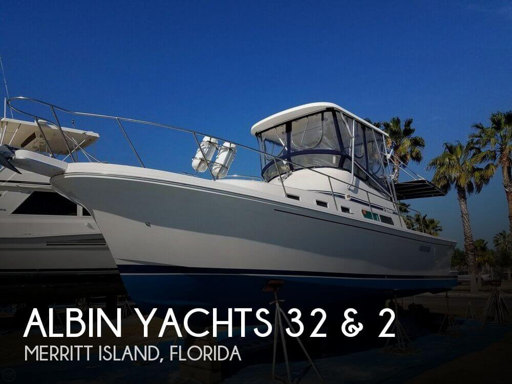 Used Boats For Sale in Palm Bay, Florida by owner | 2000 Albin Yachts 32