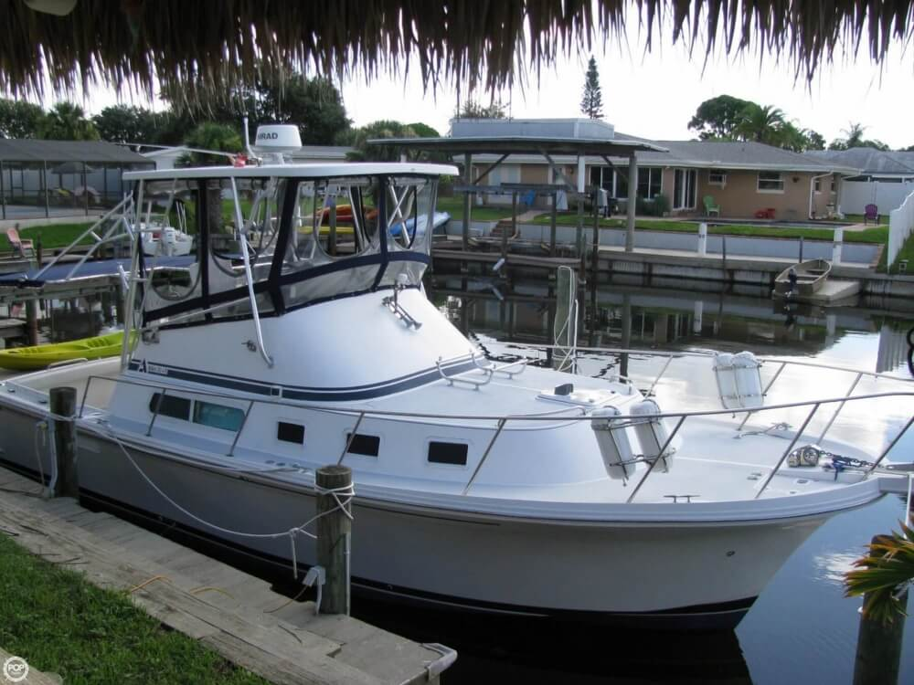 2000 Albin Yachts boat for sale, model of the boat is 32 & 2 & Image # 14 of 40