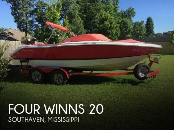 Used Boats For Sale in Memphis, Tennessee by owner | 2013 Four Winns 20
