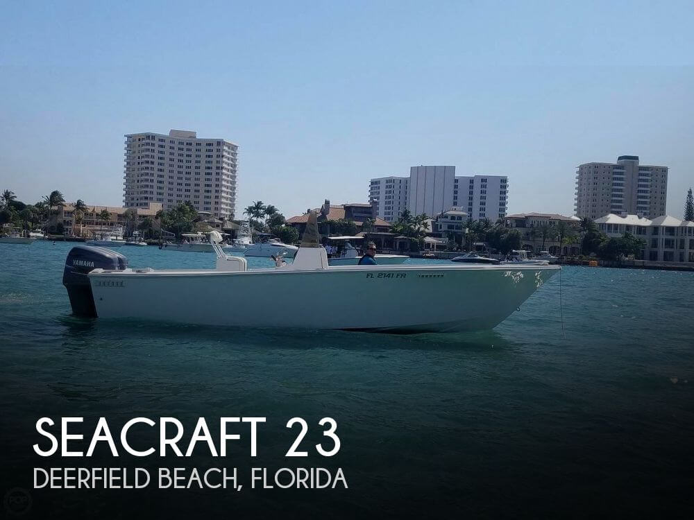 Used Boats For Sale by owner | 1986 SeaCraft 23