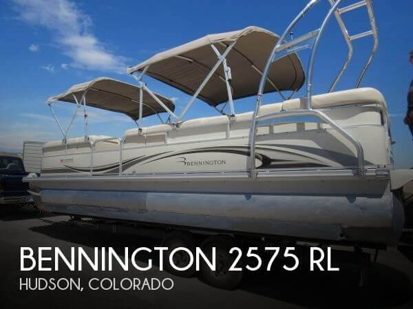 Used Bennington Pontoon Boats For Sale by owner | 2007 Bennington 25