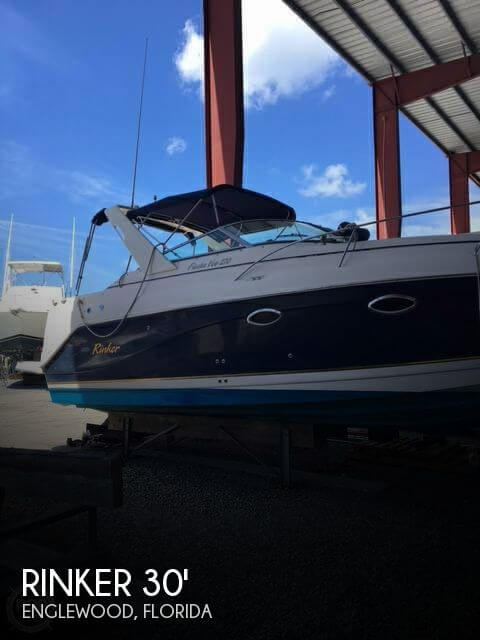 Used Rinker 27 Boats For Sale by owner | 2005 Rinker 270 Fiesta Vee