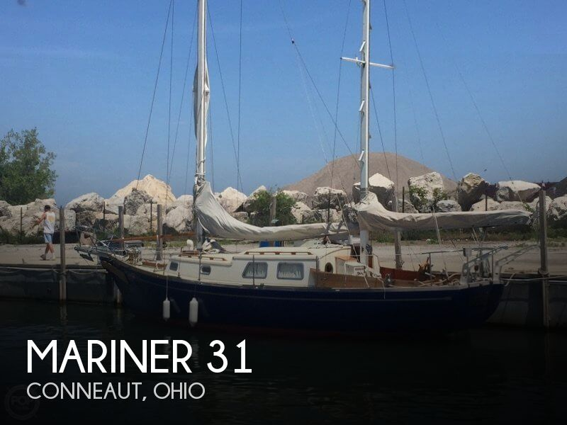 Used Sailboats For Sale in Ohio by owner | 1970 Mariner 31