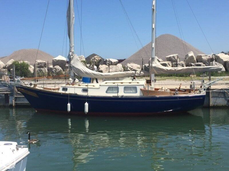 1970 Mariner boat for sale, model of the boat is 31 & Image # 3 of 40