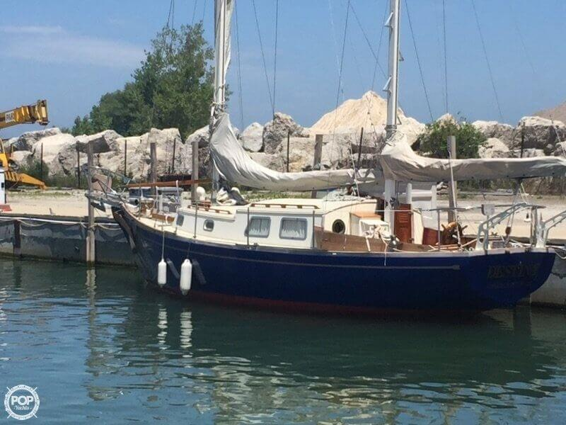 1970 Mariner boat for sale, model of the boat is 31 & Image # 7 of 40