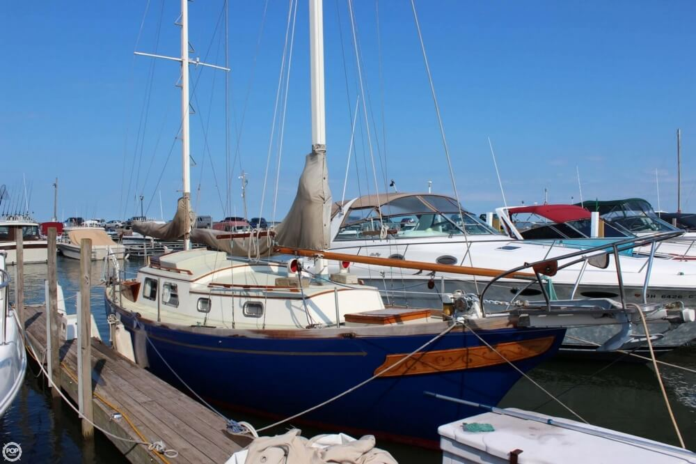 1970 Mariner boat for sale, model of the boat is 31 & Image # 8 of 40