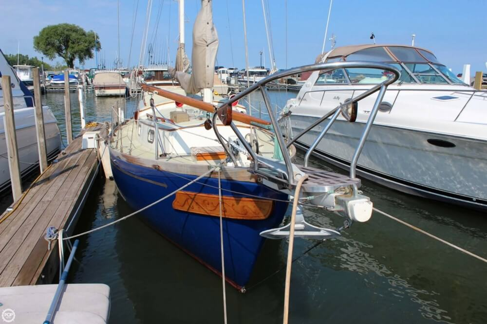 1970 Mariner boat for sale, model of the boat is 31 & Image # 9 of 40