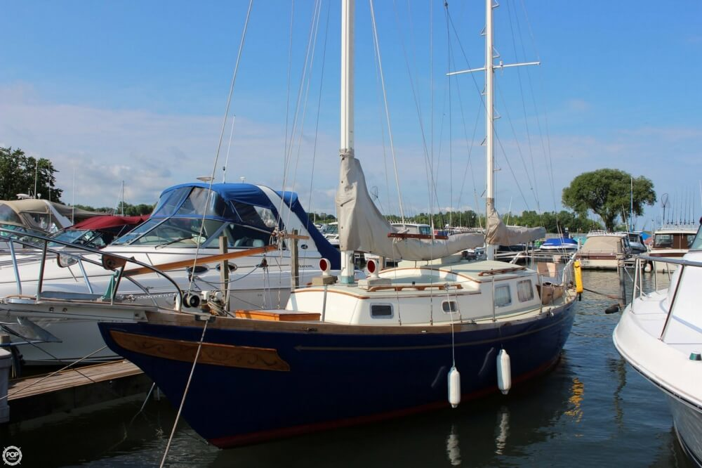 1970 Mariner boat for sale, model of the boat is 31 & Image # 11 of 40