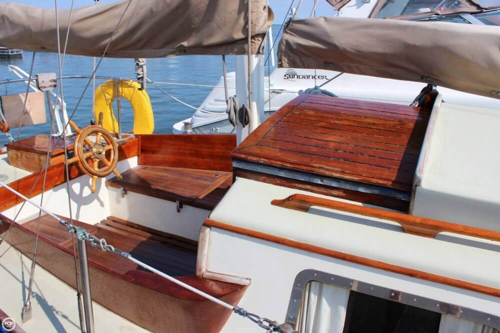 1970 Mariner boat for sale, model of the boat is 31 & Image # 19 of 40