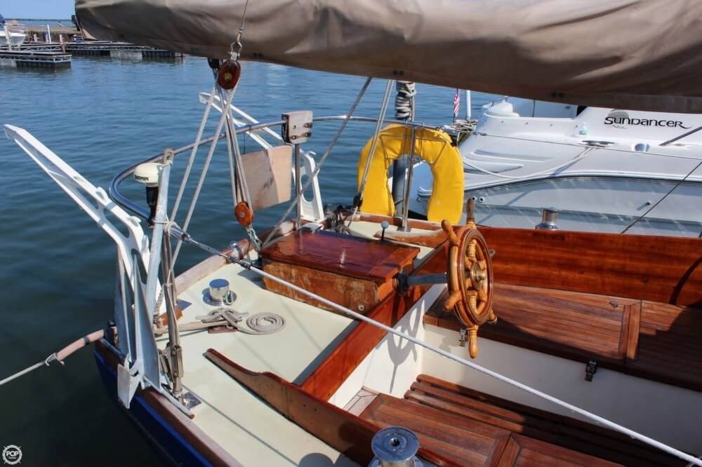 1970 Mariner boat for sale, model of the boat is 31 & Image # 20 of 40