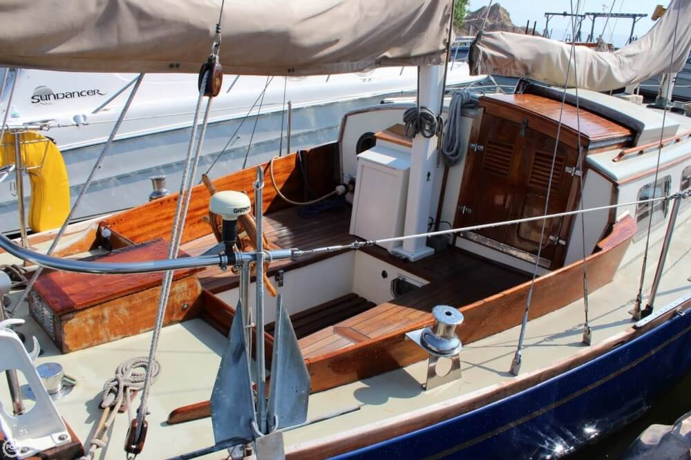 1970 Mariner boat for sale, model of the boat is 31 & Image # 22 of 40