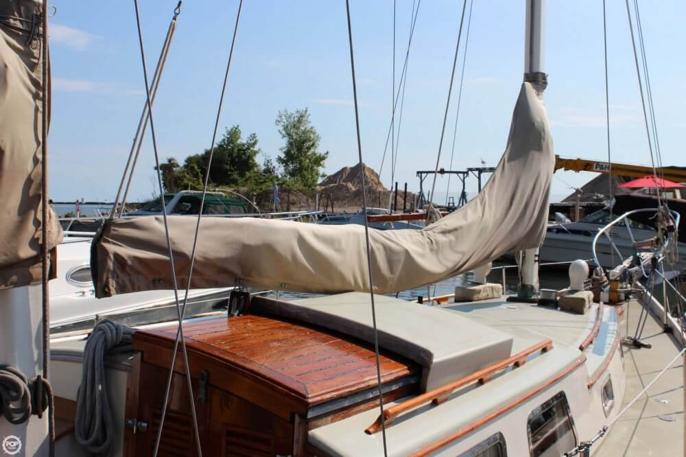 1970 Mariner boat for sale, model of the boat is 31 & Image # 26 of 40