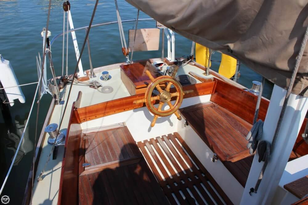 1970 Mariner boat for sale, model of the boat is 31 & Image # 33 of 40