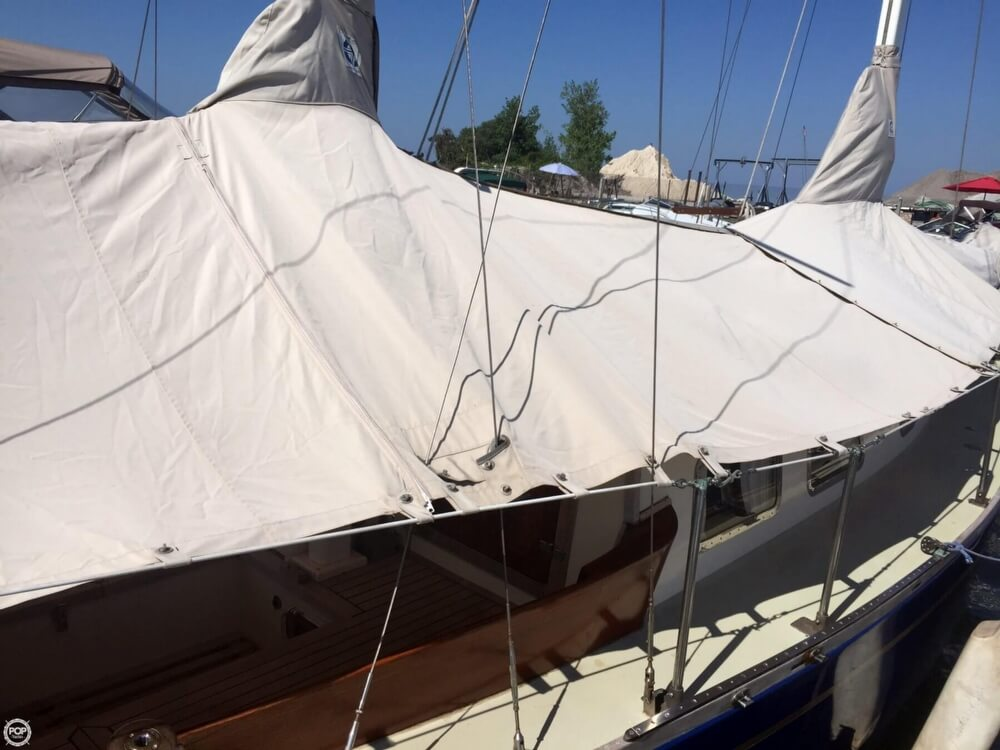 1970 Mariner boat for sale, model of the boat is 31 & Image # 5 of 40