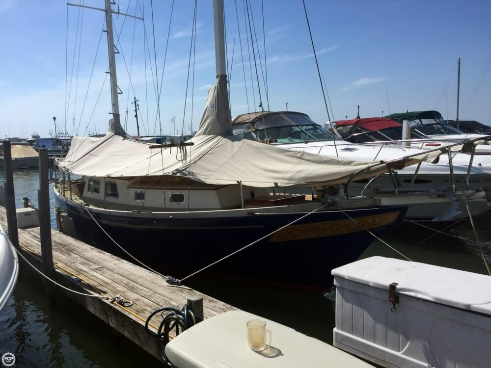 1970 Mariner boat for sale, model of the boat is 31 & Image # 4 of 40