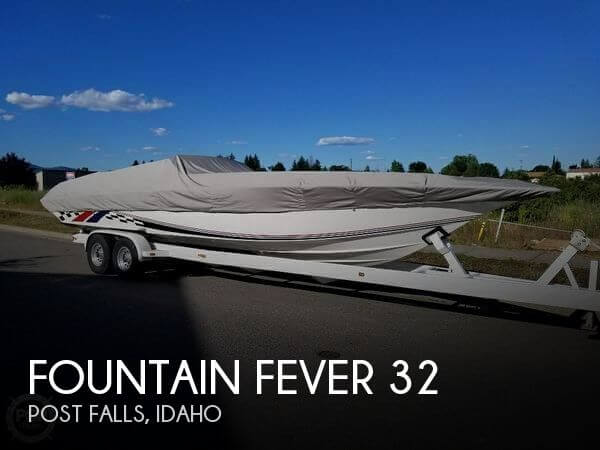 1997 Fountain Fever 32
