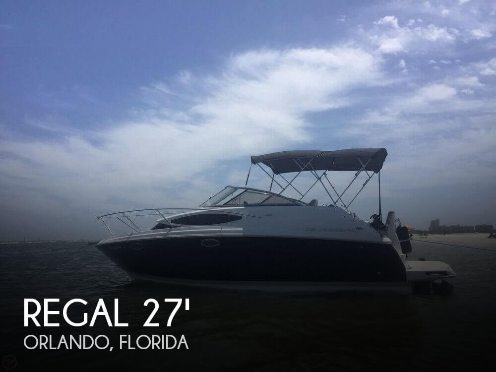 Used Regal 27 Boats For Sale by owner | 2011 Regal 27