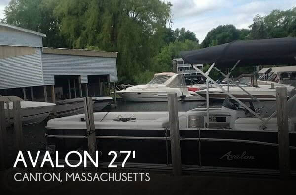 Used Avalon Boats For Sale by owner | 2014 Avalon 26