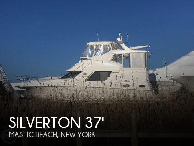 Used Silverton Boats For Sale in New York by owner | 1997 Silverton 37