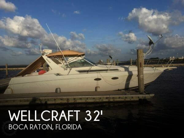Used Wellcraft 32 Boats For Sale by owner | 1989 Wellcraft 32