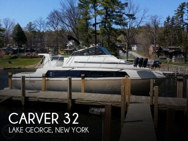 Used Carver 32 Boats For Sale by owner | 1986 Carver 32