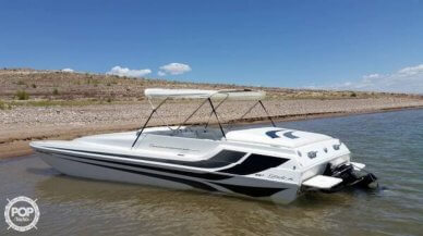 Carrera 257 Effect X, 26', for sale - $39,999