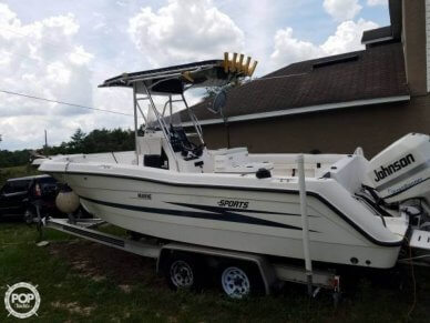 Hydra-Sports 25 Marine, 25', for sale - $24,000