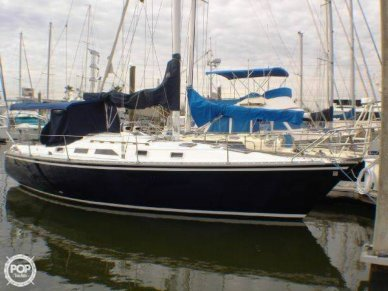 Hunter 34, 34', for sale - $27,500