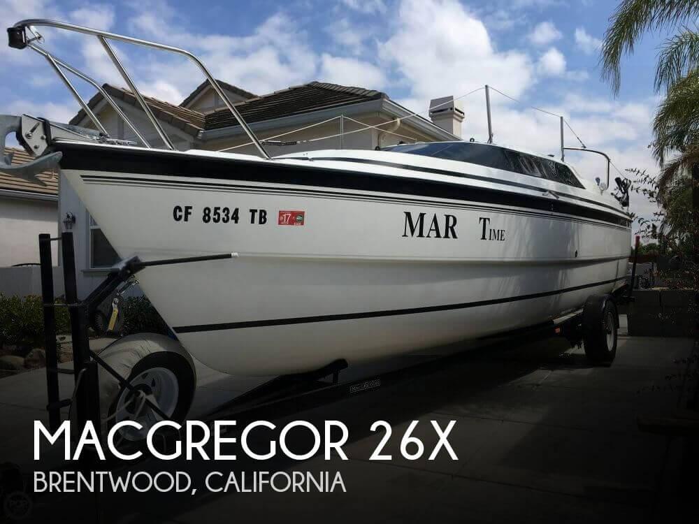 Used MacGregor Boats For Sale by owner | 2002 MacGregor 26