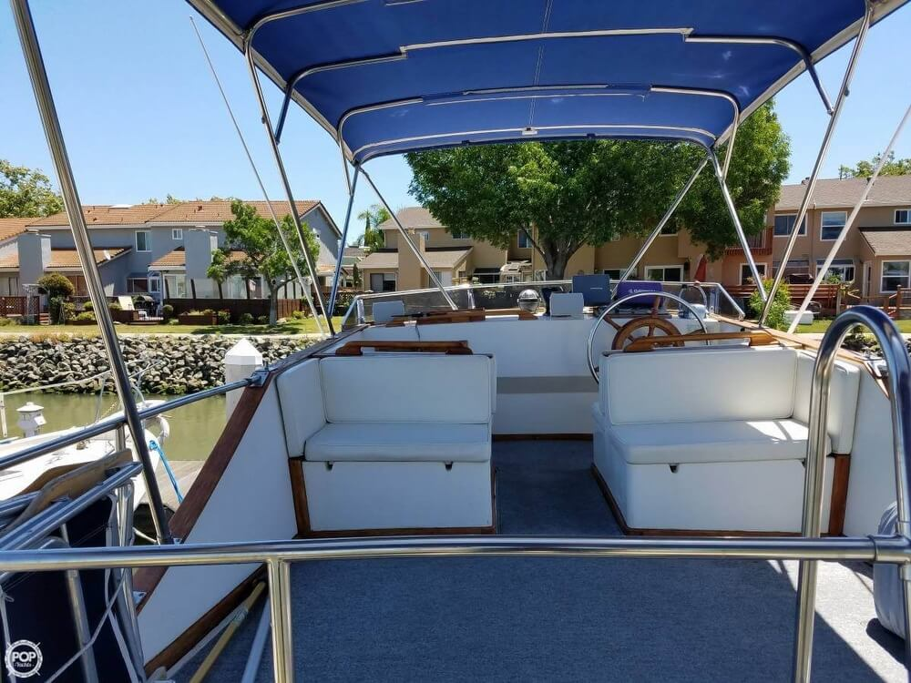 1985 Chien Hwa boat for sale, model of the boat is 35 & Image # 8 of 40
