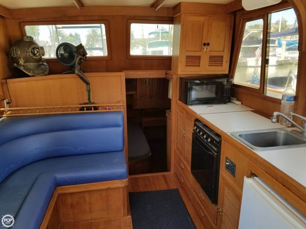 1985 Chien Hwa boat for sale, model of the boat is 35 & Image # 7 of 40