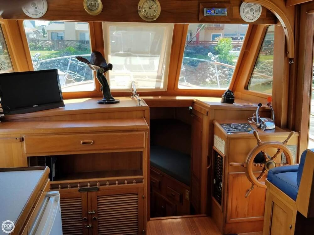 1985 Chien Hwa boat for sale, model of the boat is 35 & Image # 9 of 40