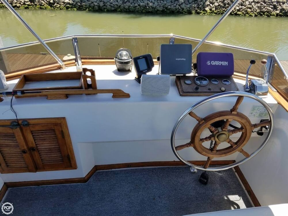 1985 Chien Hwa boat for sale, model of the boat is 35 & Image # 11 of 40