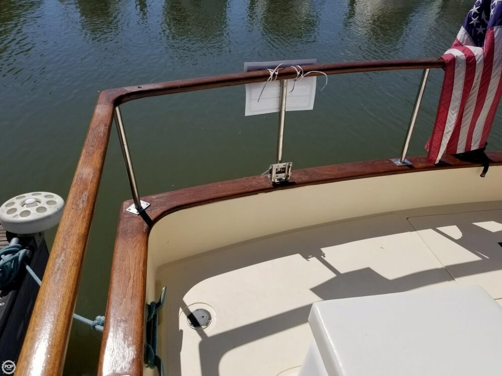 1985 Chien Hwa boat for sale, model of the boat is 35 & Image # 21 of 40