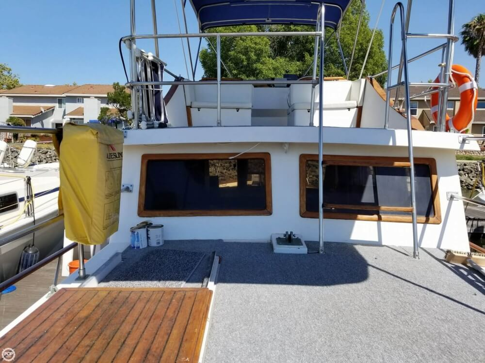 1985 Chien Hwa boat for sale, model of the boat is 35 & Image # 22 of 40