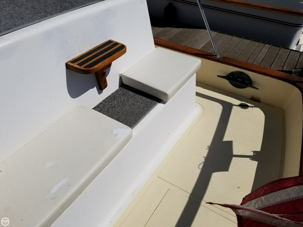 1985 Chien Hwa boat for sale, model of the boat is 35 & Image # 23 of 40