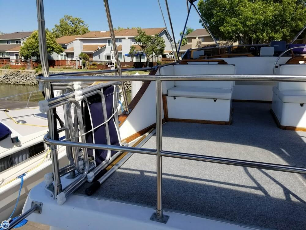 1985 Chien Hwa boat for sale, model of the boat is 35 & Image # 25 of 40