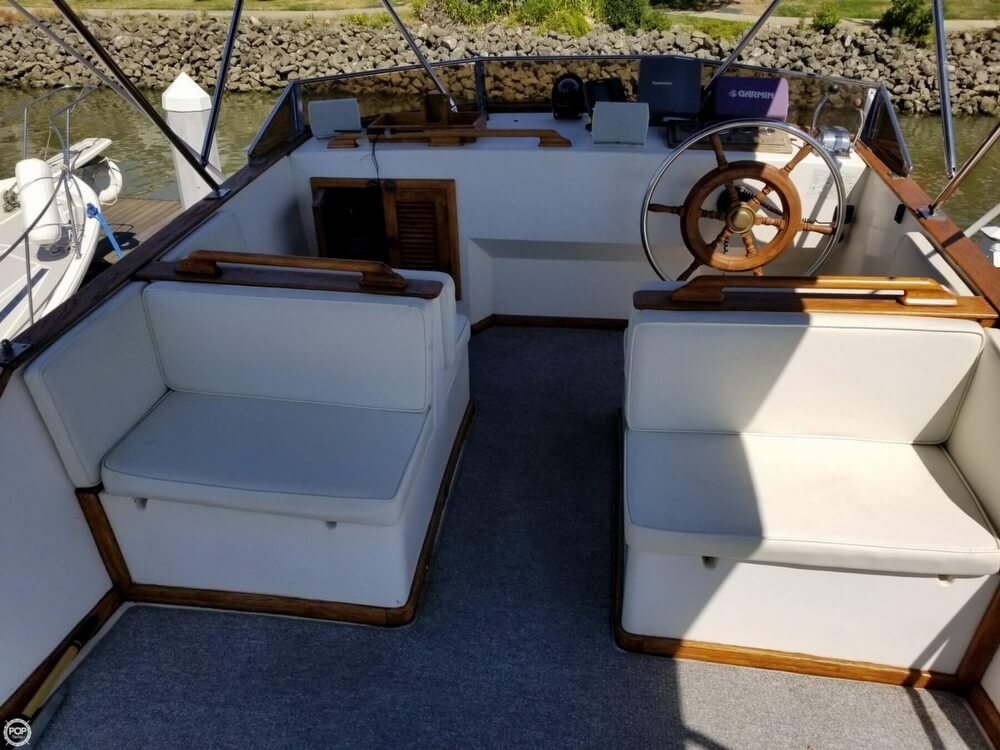1985 Chien Hwa boat for sale, model of the boat is 35 & Image # 27 of 40