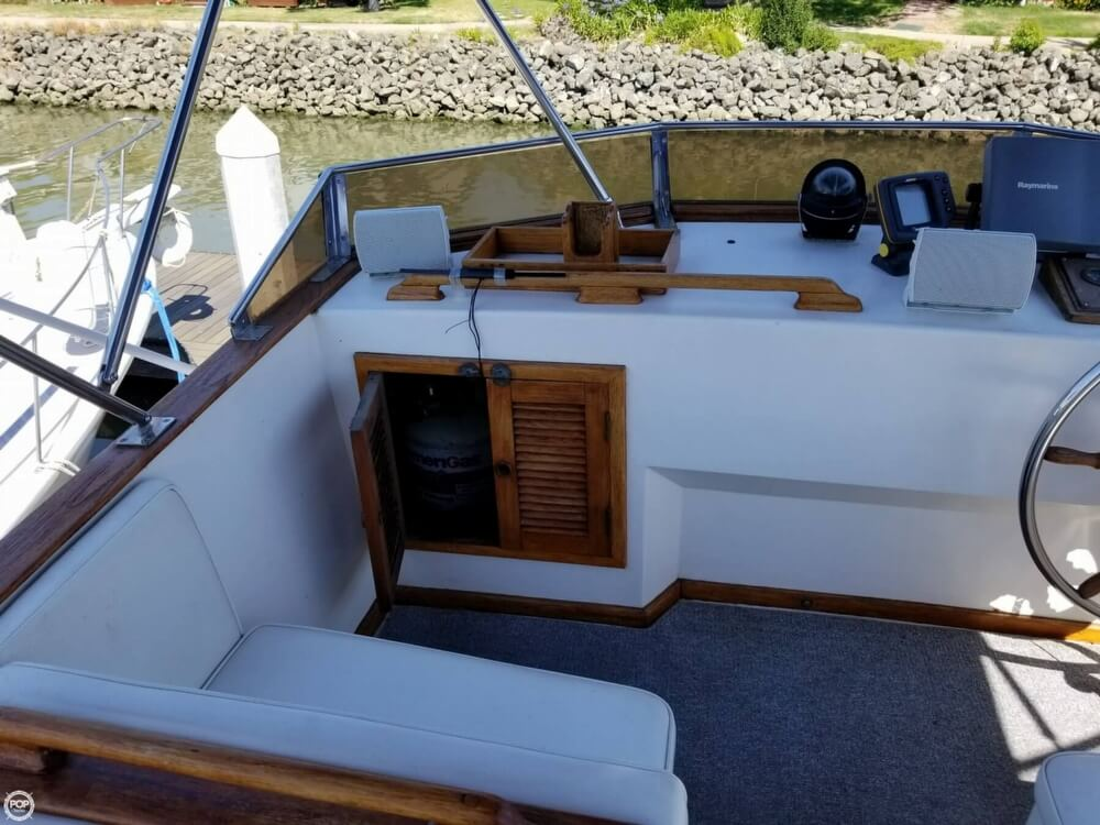1985 Chien Hwa boat for sale, model of the boat is 35 & Image # 28 of 40