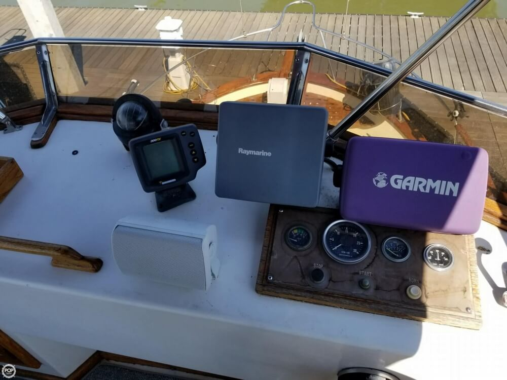 1985 Chien Hwa boat for sale, model of the boat is 35 & Image # 30 of 40