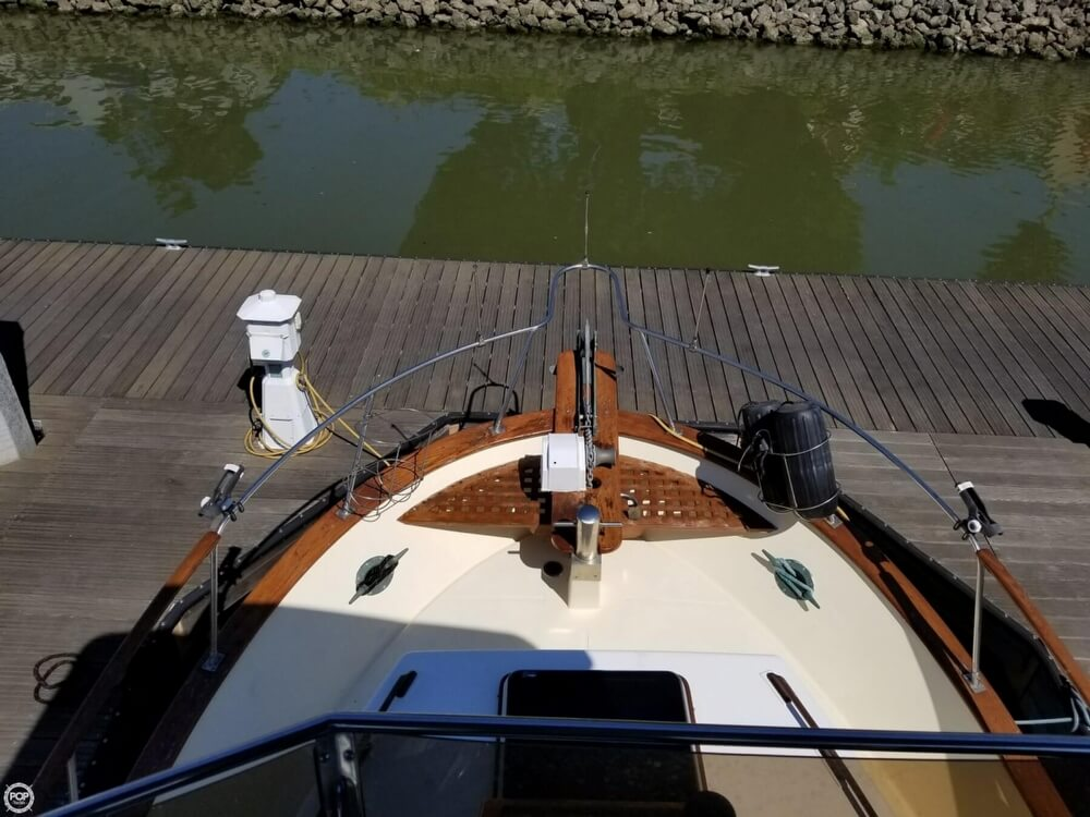 1985 Chien Hwa boat for sale, model of the boat is 35 & Image # 5 of 40