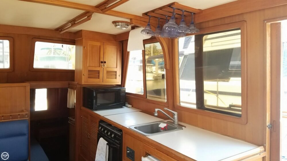 1985 Chien Hwa boat for sale, model of the boat is 35 & Image # 3 of 40