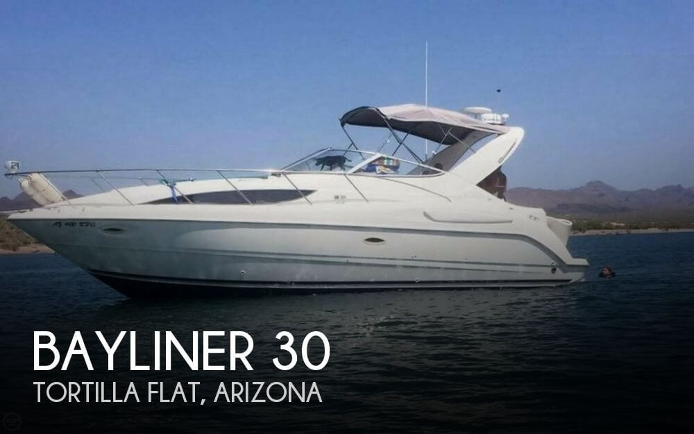 Used Boats For Sale by owner | 1999 Bayliner 30
