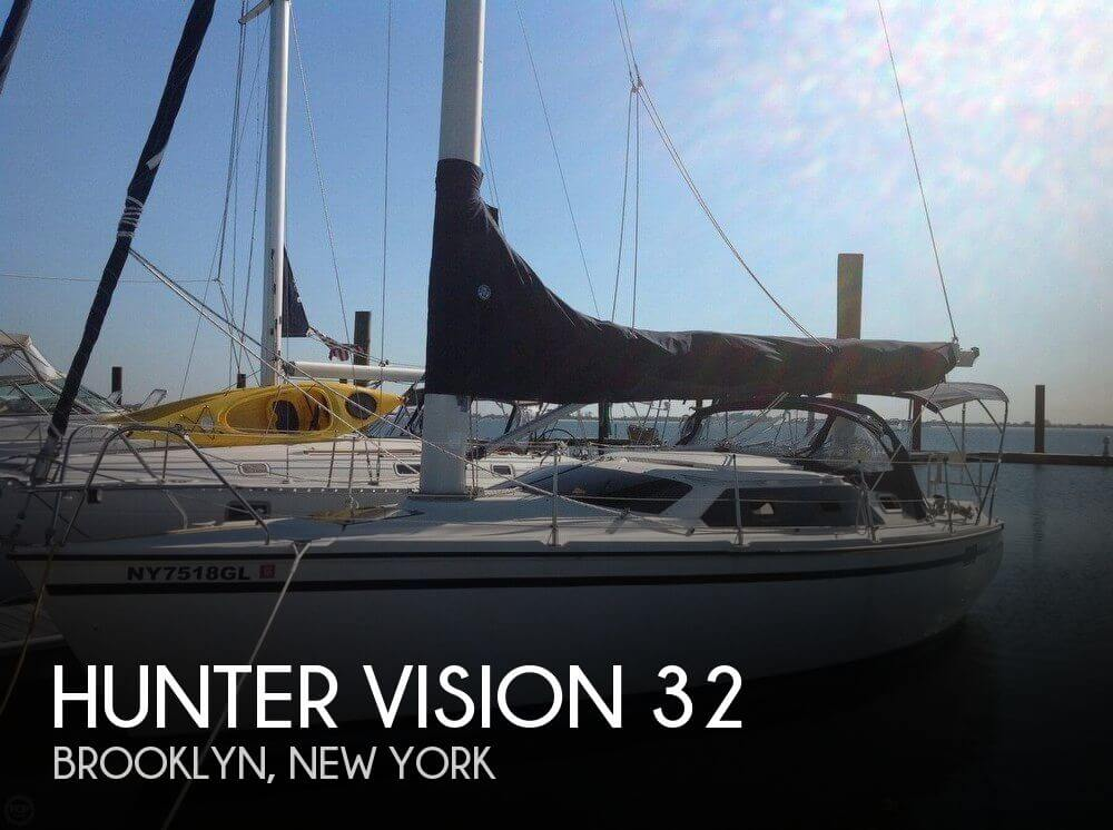 Used Hunter Sailboats For Sale in New York by owner | 1991 Hunter 32