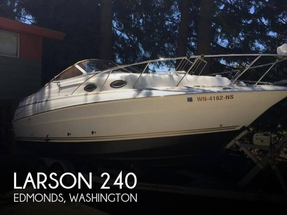 2005 LARSON 240 for sale