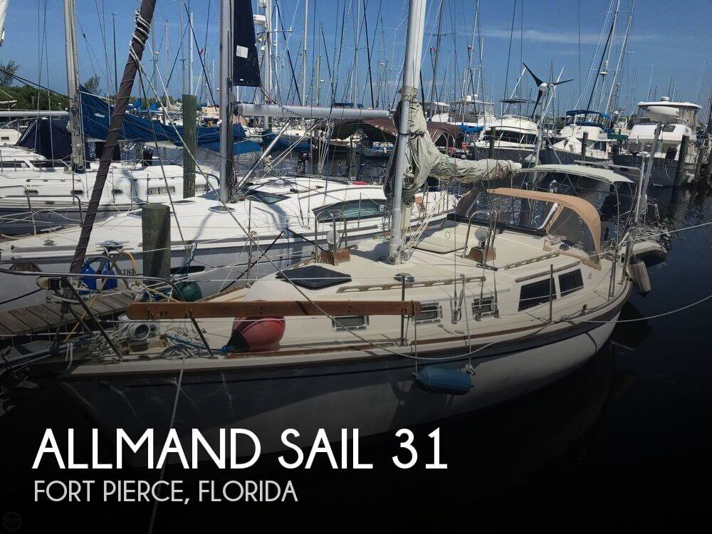 Used Allmand Boats For Sale by owner | 1981 Allmand 31