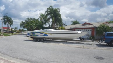 Cigarette Top Gun 38, 38', for sale - $86,900