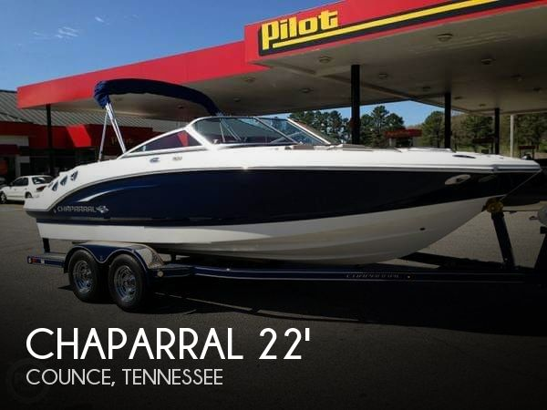 Used Chaparral Ski Boats For Sale by owner | 2012 Chaparral 22