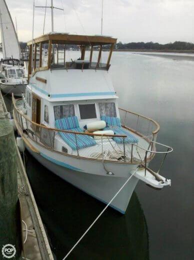 Bristol Trawler, 42', for sale - $47,900